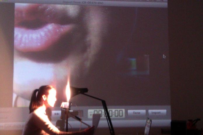 Presentation lips